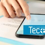 Firma documentos con plena validez legal a través de la firma biométrica